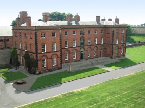 Lincoln Castle Prison
