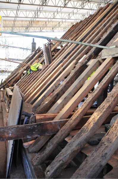 Magnus Tudor Roof Repairs